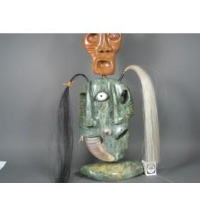 2 Head Shaman