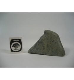 Grey stone figure