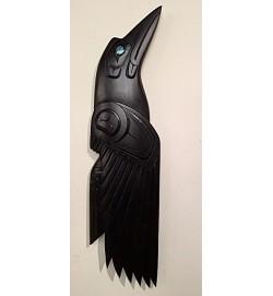Raven Plaque