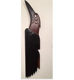 Blue Heron Plaque