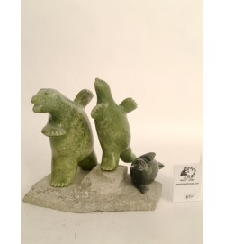 Bears and Seal