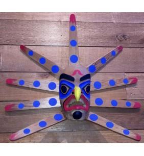 Sun Starfish Mask
